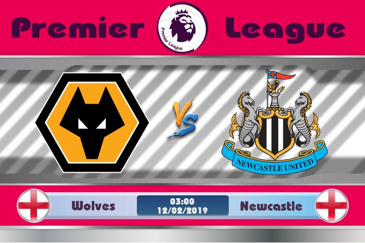Soi kèo Wolves vs Newcastle 03h00 ngày 12/02: Thành tích trái ngược