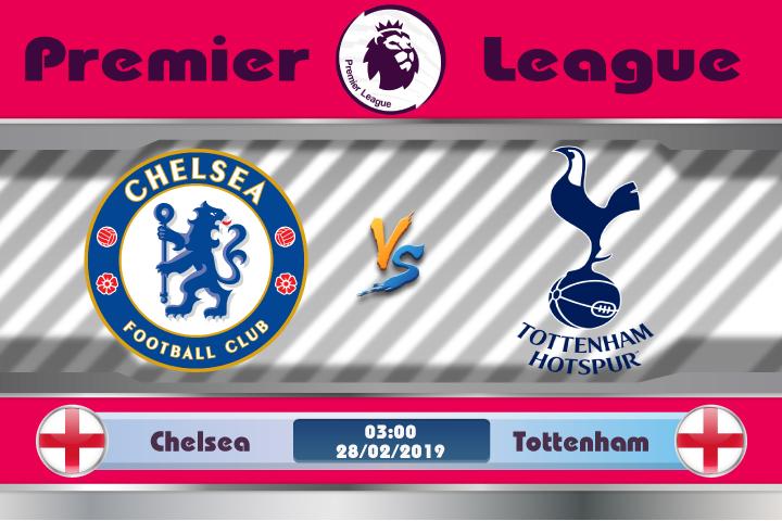 Soi kèo Chelsea vs Tottenham 03h00 ngày 28/02: Không dễ chiến thắng