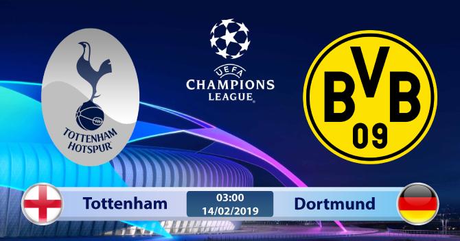Soi kèo Tottenham vs Dortmund 03h00 ngày 14/02: Phong độ báo động