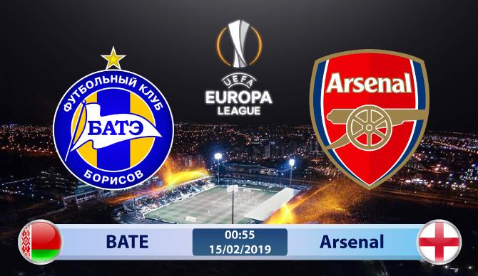 Soi kèo BATE vs Arsenal 00h55 ngày 15/02: Cái duyên Premier League