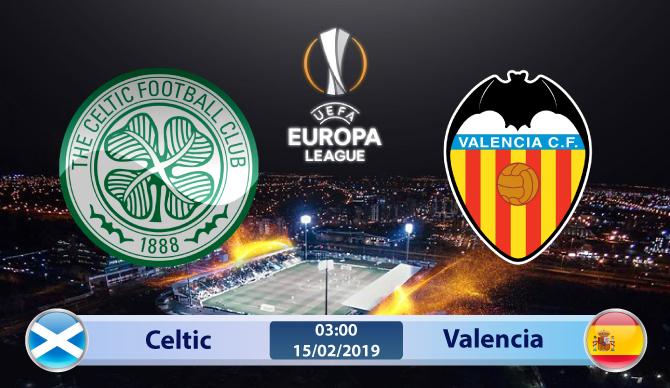 Soi kèo Celtic vs Valencia 03h00 ngày 15/02: Đối thủ khó chịu