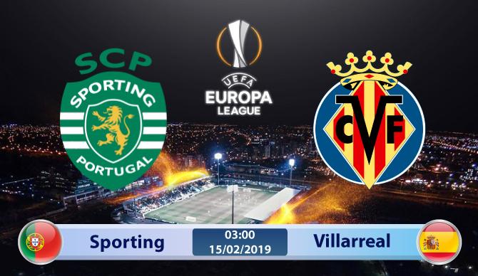 Soi kèo Sporting vs Villarreal 03h00 ngày 15/02: Đánh mất chính mình