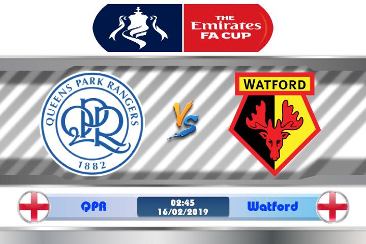 Soi kèo QPR vs Watford 02h45 ngày 16/02: Quên đi quá khứ đen tối