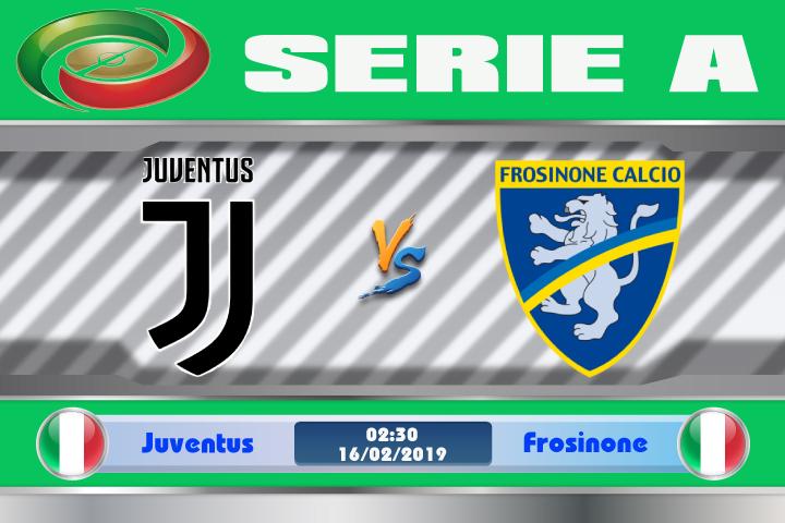 Soi kèo Juventus vs Frosinone 02h30 ngày 16/02: Khiếp hãi Bà Đầm Già