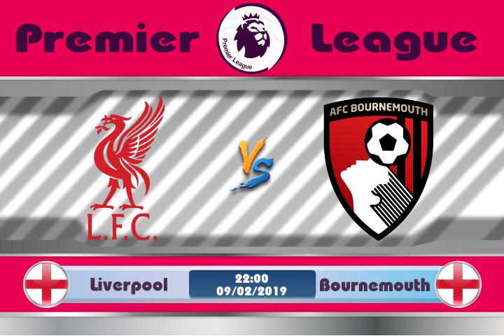 Soi kèo Liverpool vs Bournemouth 22h00 ngày 09/02: Sốc lại tinh thần
