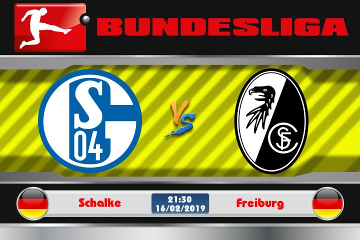 Soi kèo Schalke vs Freiburg 21h30 ngày 16/02: Hoàn thành bước chạy đà