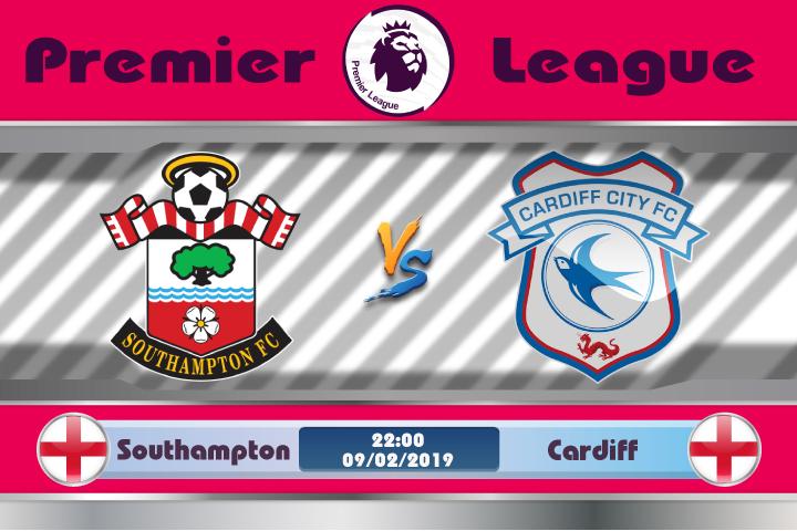 Soi kèo Southampton vs Cardiff 22h00 ngày 09/02: Nỗi lo khi xa nhà