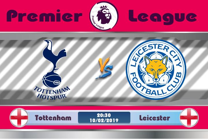 Soi kèo Tottenham vs Leicester 20h30 ngày 10/02: Duy trì thành tích