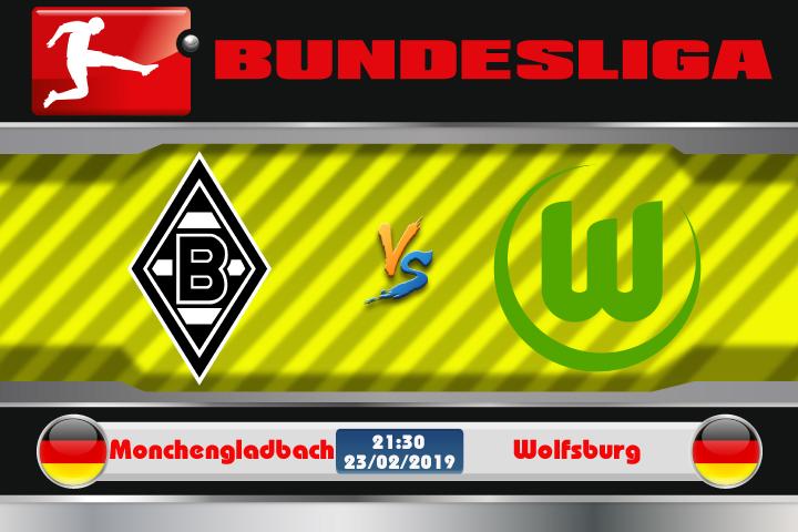 Soi kèo Monchengladbach vs Wolfsburg 21h30 ngày 23/02: Hú vía bầy Sói