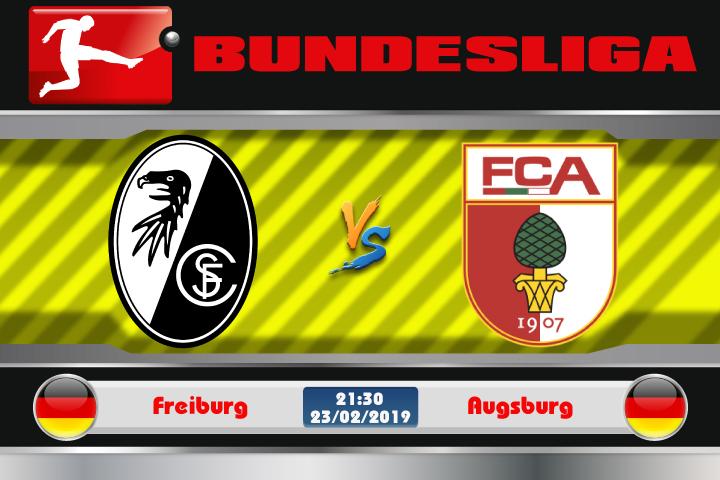 Soi kèo Freiburg vs Augsburg 21h30 ngày 23/02: Đáng lo khi phải xa nhà