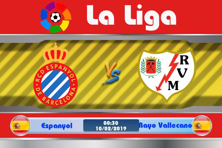 Soi kèo Espanyol vs Rayo Vallecano 00h30 ngày 10/02: Viết lại lịch sử