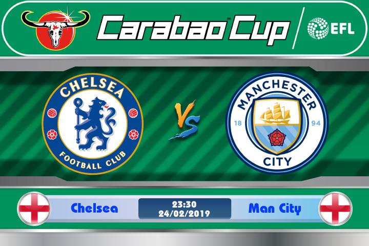 Soi kèo Chelsea vs Man City 23h30 ngày 24/02: Bảo vệ ngôi vương
