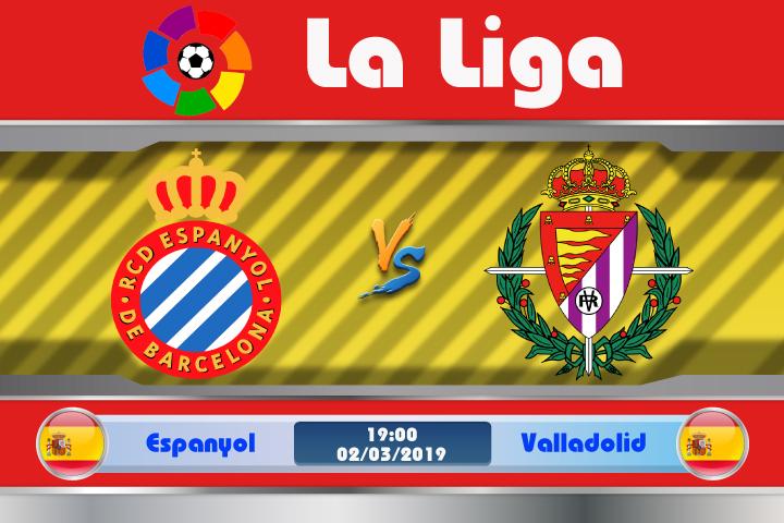 Soi kèo Espanyol vs Valladolid 19h00 ngày 02/03: Chắt chiu cơ hội