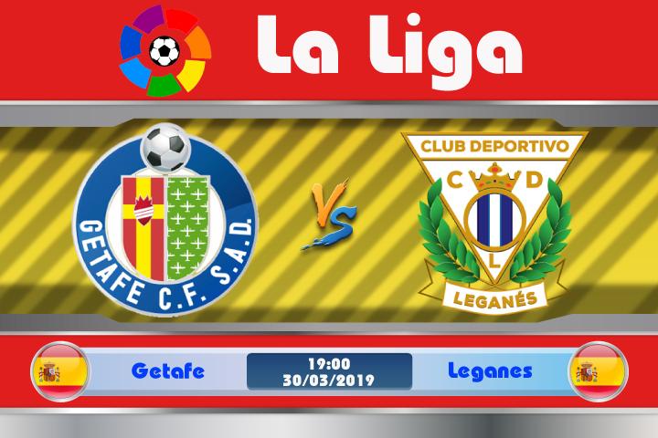 Soi kèo Getafe vs Leganes 19h00 ngày 30/03: Tìm lại cảm giác sân nhà
