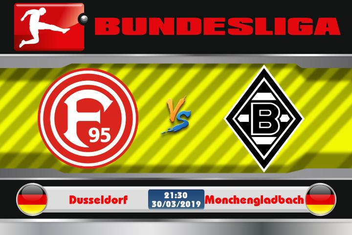 Soi kèo Dusseldorf vs Monchengladbach 21h30 ngày 30/03: Tai họa ập đến