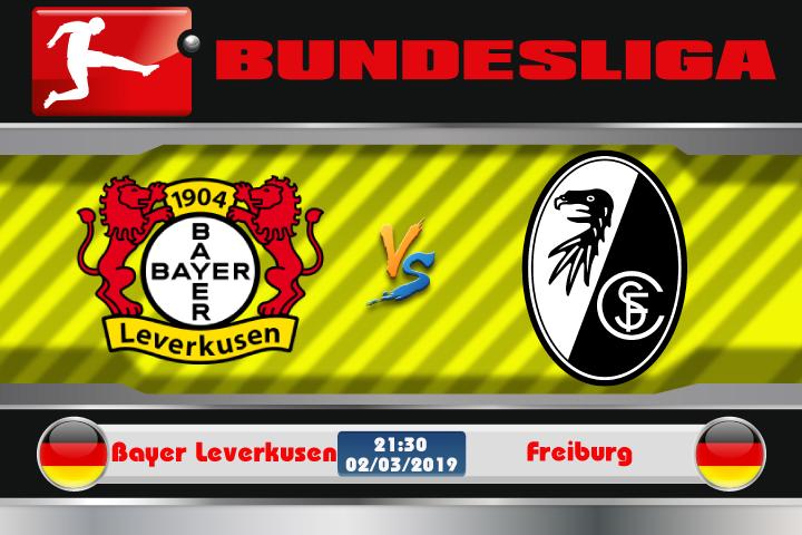 Soi kèo Bayer Leverkusen vs Freiburg 21h30 ngày 02/03: Ám ảnh tại BayArena