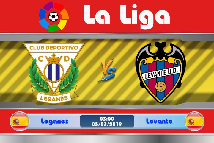 Soi kèo Leganes vs Levante 03h00 ngày 05/03: Đập nát quá khứ