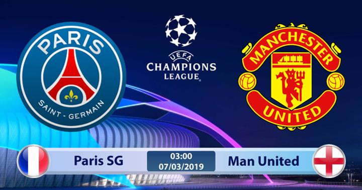 Soi kèo Paris SG vs Manchester United 03h00 ngày 07/03: Còn nước còn tát