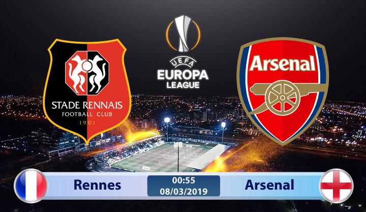 Soi kèo Rennes vs Arsenal 00h55 ngày 08/03: Thách thức Pháo Thủ