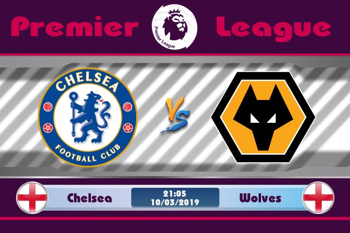 Soi kèo Chelsea vs Wolves 21h05 ngày 10/03: Bại binh phục hận