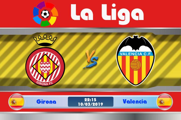 Soi kèo Girona vs Valencia 22h15 ngày 10/03: Đòi lại món nợ cũ