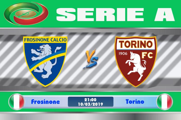 Soi kèo Frosinone vs Torino 21h00 ngày 10/03: Thử thách đơn giản