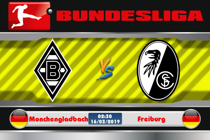 Soi kèo Monchengladbach vs Freiburg 02h30 ngày 16/03: Tinh thần trỗi dậy