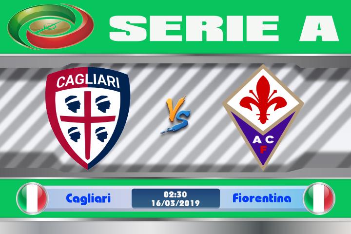 Soi kèo Cagliari vs Fiorentina 02h30 ngày 16/03: Không ngại phải xa nhà