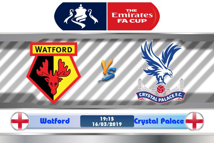 Soi kèo Watford vs Crystal Palace 19h15 ngày 16/03: Đối mặt tâm lý