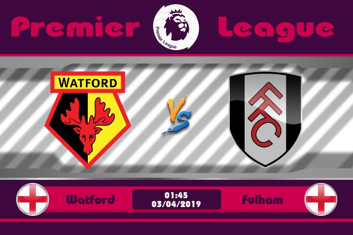 Soi kèo Watford vs Fulham 01h45 ngày 03/04: Hy vọng cuối cùng