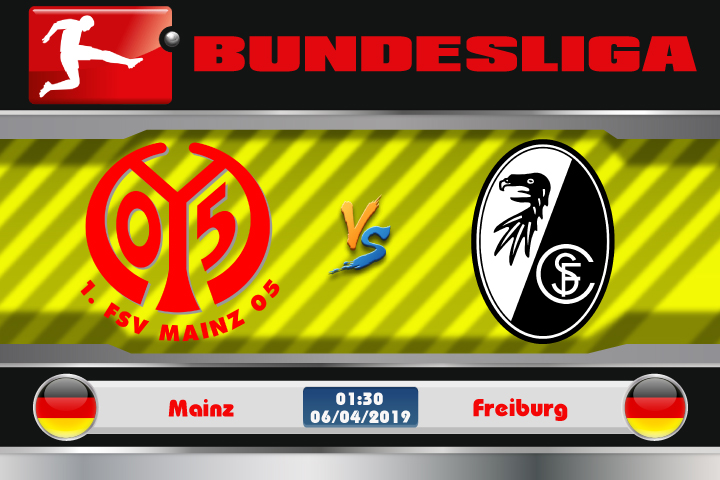 Soi kèo Mainz vs Freiburg 01h30 ngày 06/04: Khủng hoảng tinh thần