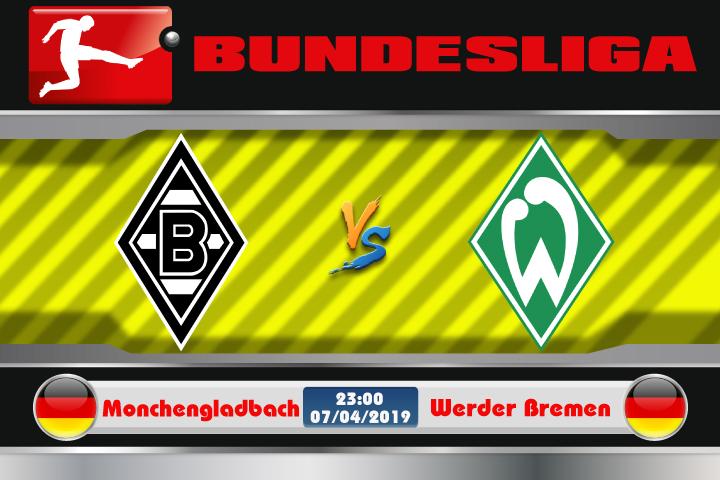 Soi kèo Monchengladbach vs Werder Bremen 23h00 ngày 07/04: Hoang mang
