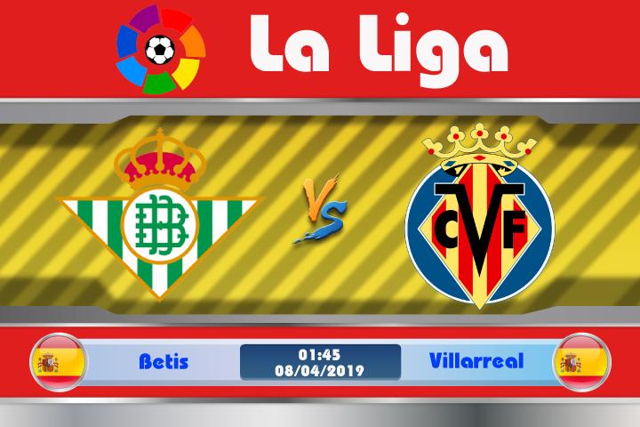 Soi kèo Betis vs Villarreal 01h45 ngày 08/04: Khủng hoảng trước mắt