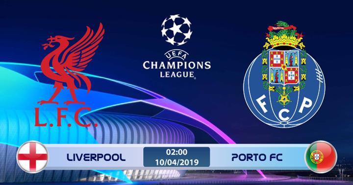 Soi kèo Liverpool vs Porto 02h00 ngày 10/04: Oan gia ngõ hẹp