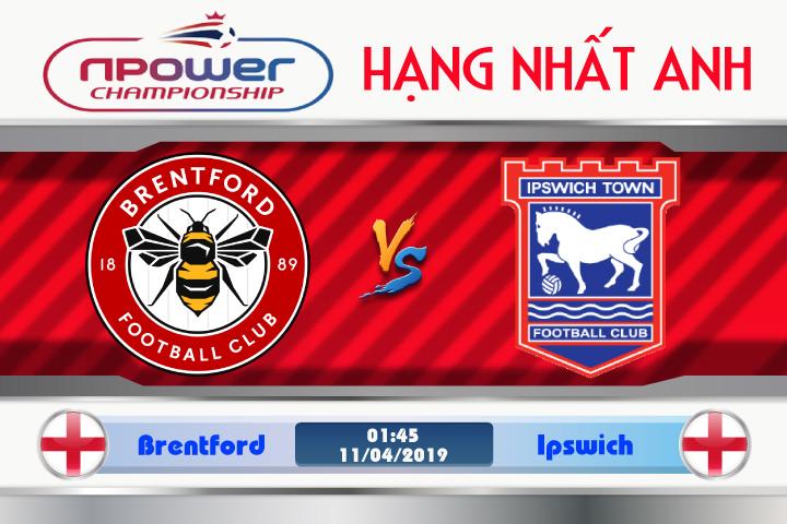 Soi kèo Brentford vs Ipswich 01h45 ngày 11/04: Hy vọng vừa lóe sáng