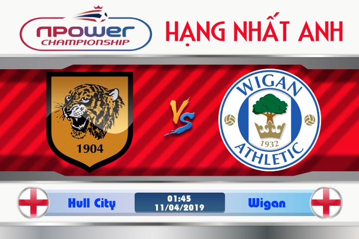 Soi kèo Hull City vs Wigan 01h45 ngày 11/04: Án tử tại hang Hùm
