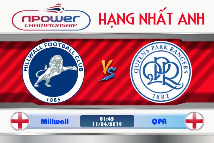 Soi kèo Millwall vs QPR 01h45 ngày 11/04: Phong độ quá tệ hại