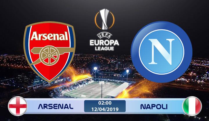 Soi kèo Arsenal vs Napoli 02h00 ngày 12/04: Chuyến hành quân bất ổn