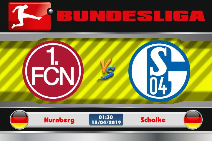 Soi kèo Nurnberg vs Schalke 01h30 ngày 13/04: Suy sụp tinh thần