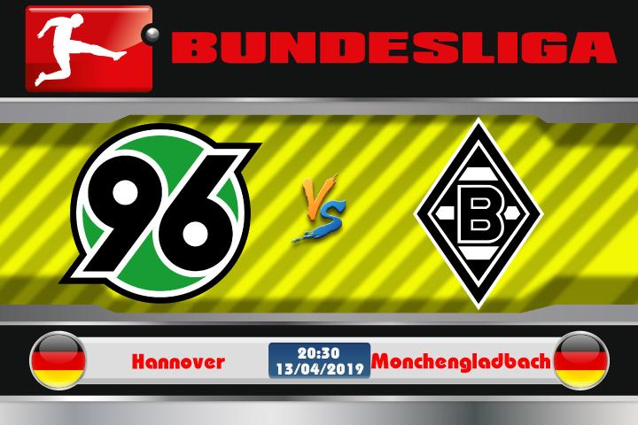 Soi kèo Hannover vs Monchengladbach 20h30 ngày 13/04: Cơ hội ghi điểm