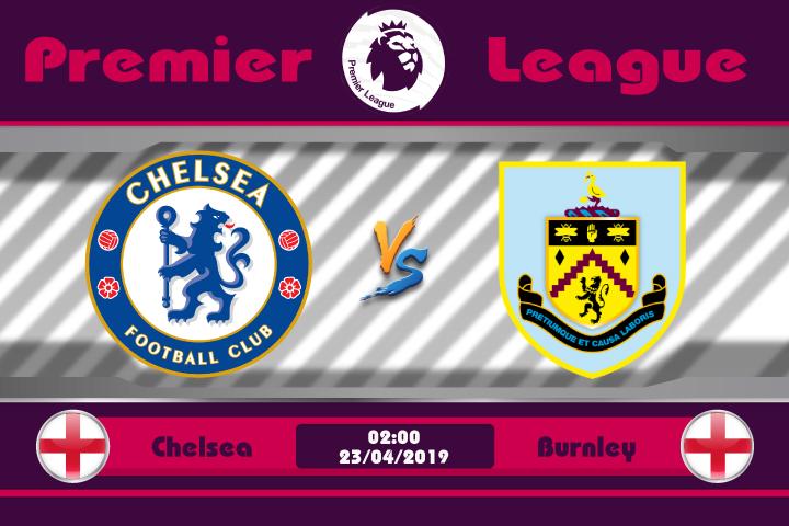 Soi kèo Chelsea vs Burnley 02h00 ngày 23/04: Tạm thời vươn lên