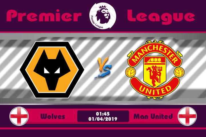 Soi kèo Wolves vs Manchester United 01h45 ngày 03/04: Quỷ Đỏ báo thù