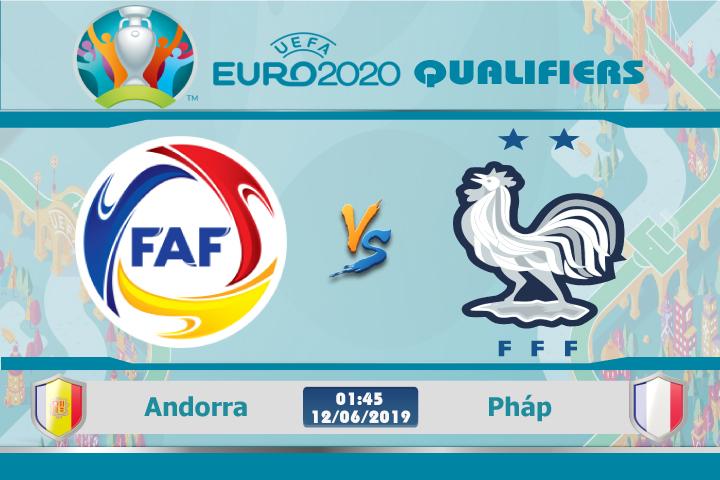 Soi kèo Andorra vs Pháp 01h45 ngày 12/06: Cơn thịnh nộ của Gà Trống