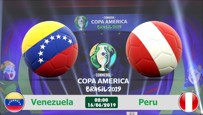 Soi kèo Venezuela vs Peru 02h00 ngày 16/06: Trông chờ vào sai lầm