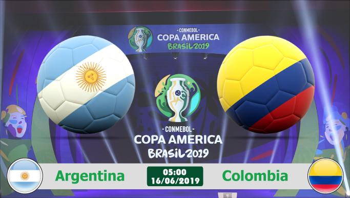 Soi kèo Argentina vs Colombia 05h00 ngày 16/06: Quá khứ đen tối