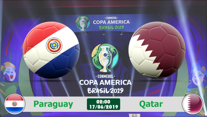 Soi kèo Paraguay vs Qatar 02h00 ngày 17/06: Vị khách đáng sợ