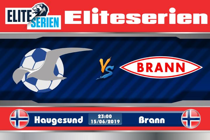 Soi kèo Haugesund vs Brann 23h00 ngày 15/06: Kẻ tám lạng, người nửa cân