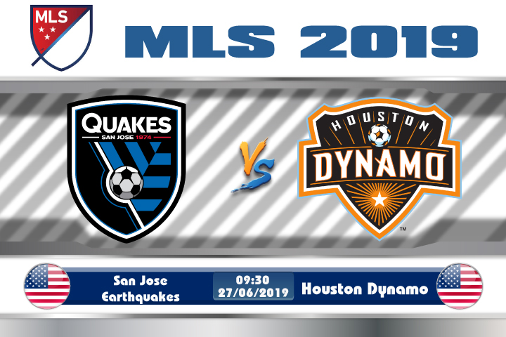 Soi kèo San Jose Earthquakes vs Houston Dynamo 09h30 ngày 27/06: Lo sợ
