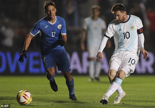 Nhận định, soi kèo Argentina