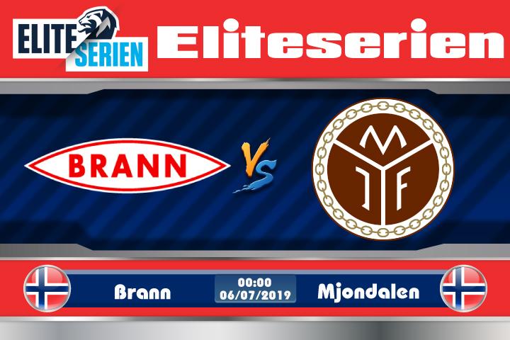 Soi kèo Brann vs Mjondalen 00h00 ngày 06/07: Đón tiếp khắc tinh